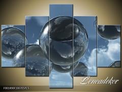 Obraz na zeď-abstrakce-5D F001490