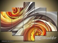 Obraz na zeď-abstrakce-5D F001693
