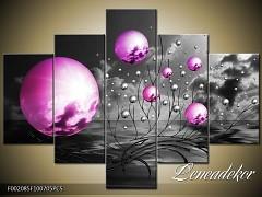 Obraz na zeď-abstrakce-5D F002085