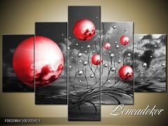 Obraz na zeď-abstrakce-5D F002086