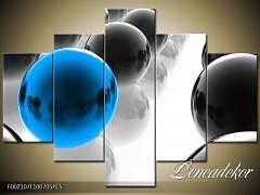 Obraz na zeď-abstrakce-5D F002107