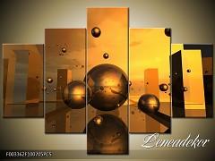 Obraz na zeď-abstrakce-5D F003362