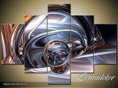 Obraz na zeď-abstrakce-5D F003376