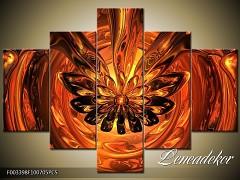 Obraz na zeď-abstrakce-5D F003398