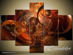Obraz na zeď-abstrakce-5D F003404