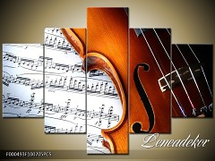 Obraz na zeď-hudba-5D F000493