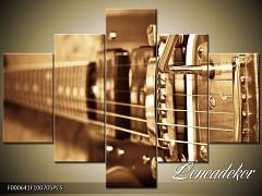 Obraz na zeď-hudba-5D F000641