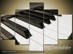 Obraz na zeď-hudba-5D F000714