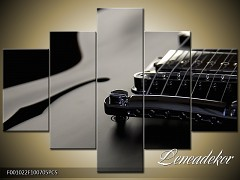 Obraz na zeď-hudba-5D F001022