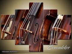 Obraz na zeď-hudba-5D F001058