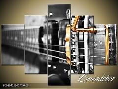 Obraz na zeď-hudba-5D F002042
