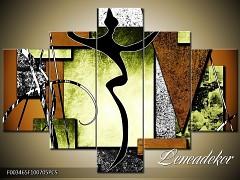 Obraz na zeď-abstrakce-5D F003465