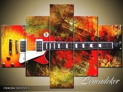 Obraz na zeď-hudba-5D F004286