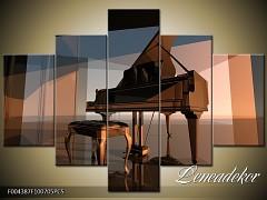 Obraz na zeď-hudba-5D F004387