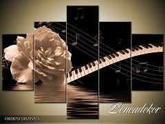 Obraz na zeď-sépiové tóny-5D F001875
